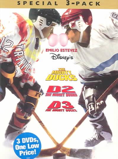 MIGHTY DUCKS/D2/D3 SPECIAL 3PK BY ESTEVEZ,EMILIO (DVD)