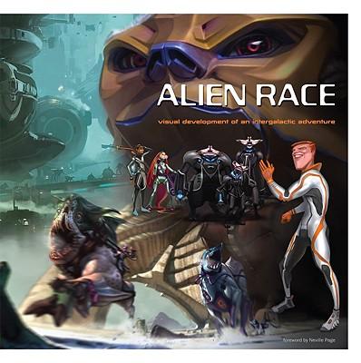Alien Race By Chan, Peter/ Tenery, Thom
